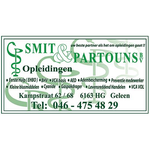 Asens ICT Group Smit & Partouns referentie